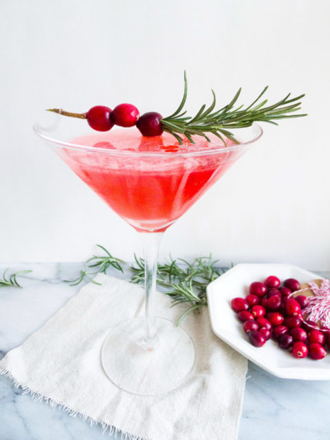 Cranberry Martini Recipe